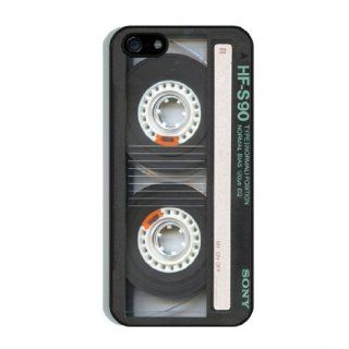 Sony Cassette Tape Sleeping Iphone Case Cover for Iphone 5 At&t Sprint Verizon Cell Phones & Accessories