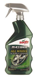 Turtle Wax T426 Platinum Series All Wheel and Tire Cleaner, 26.25 ounces Automotive