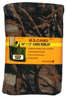 Hunters Specialties Burlap Camo Blind Material (Advantage Max 4 HD) Sports & Outdoors