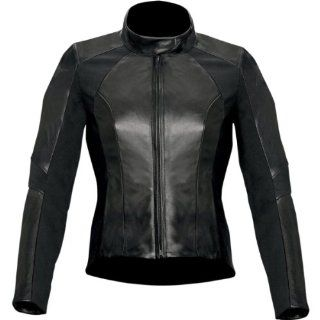 Alpinestars Womens Stella Vika Leather Jacket Black US 12 EU 48 Automotive