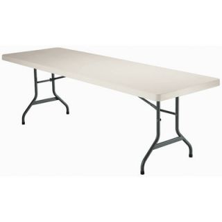 Lifetime 8 Commercial Grade Table in White