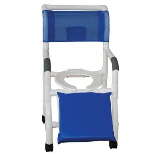 MJM International Standard Deluxe Shower Chair for Uni and Bi Lateral