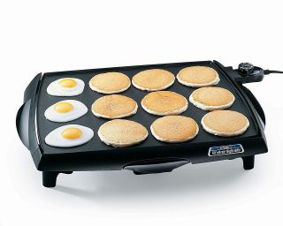 The Electric Griddle Put Your Frying Pans Away Thanks to Kmart