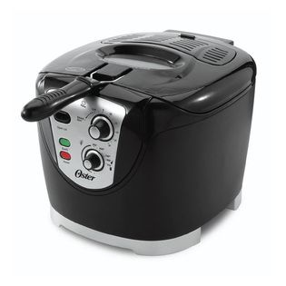 Presto CoolDaddy® cool touch electric deep fryer (black)   Appliances   Small Kitchen Appliances   Deep Fryers