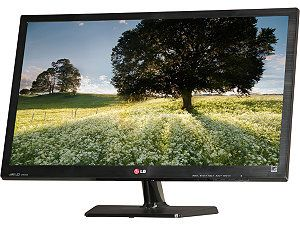"LG 27EA33V Black 27"" 5ms HDMI Widescreen LED Backlight LCD Monitor, IPS Panel 200 cd/m2"