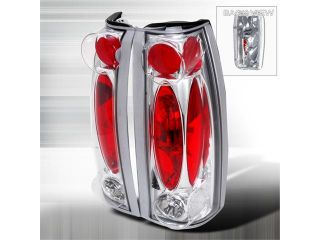 Gmc/Chevy C/K 1500 2500 3500 Pickup Chrome Tail Lights