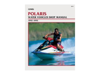 Clymer Polaris Jet Ski & Water Vehicles 1992 1995