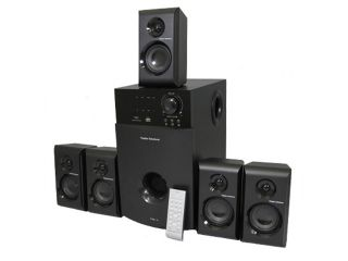 Theater Solutions TS514 5.1/2.1 Multimedia Home Theater Surround Sound Speaker System