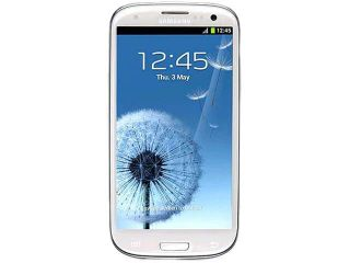 Refurbished Samsung Galaxy S3 I747 White 3G 4G LTE Dual Core 1.5GHz 16GB Unlocked GSM Android Cell Phone