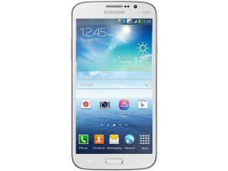 Samsung Galaxy Mega 5.8 I9152 White Dual Core 1.4GHz Unlocked GSM Dual SIM Android Phone