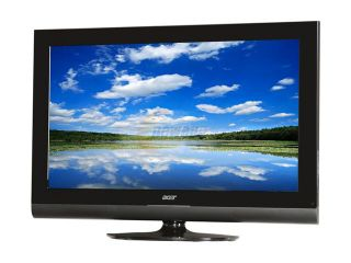 "Acer AT3265 Black 32"" 6.5ms HDMI LCD Monitor  Built in TV Tuner 1920 x 1080 450 cd/m2 4000:1"