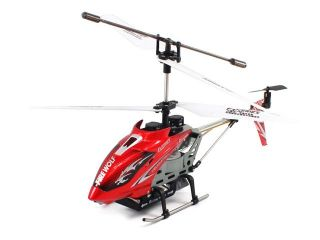 Electric Full Function 3.5CH GYRO DFD F+ Series F161 RTF RC Helicopter (Colors and Styles May Vary)