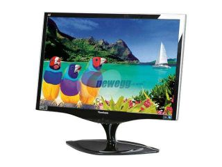 "ViewSonic FuHzion X Series VX2265wm Black 22"" 3ms 120Hz 3D Ready Widescreen LCD Monitor 300 cd/m2 1000:1"