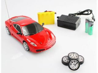 1:24 RC Ferrari F430 Drift Car Remote Control Car with Rechargeable Batteries RTR RC Car