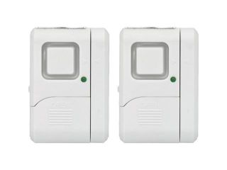GE 45115 Wireless Door / Window Security Alarm (2 Pack)
