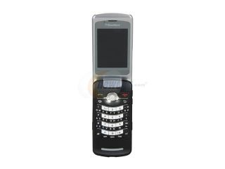 Blackberry Pearl Flip Black Unlocked GSM Flip Phone w/ Wi Fi / 2MP Camera with LED Flash (8220)