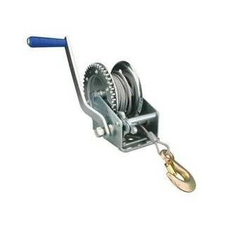 1200 # Cable Hand Gear Winch Boat/Truck/Car/Trailer/ATV